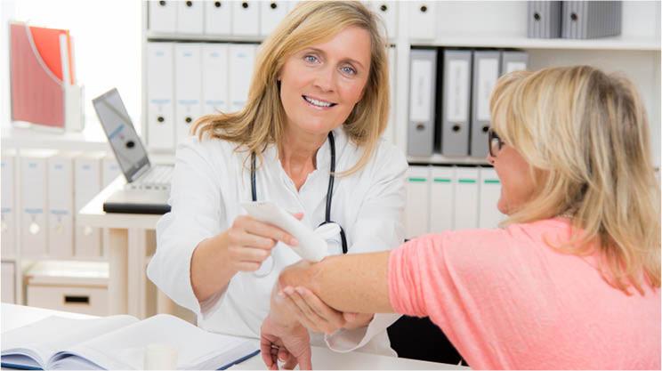 behandlung bei arthrose
