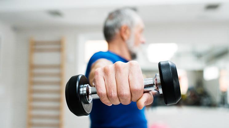 arthrose und sport